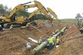 Enbridge Pipeline Spills Oil in Wisconsin