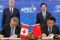 Harper's China-Canada Deal Overrides Environmental Protections
