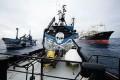 Japanese Whaler Rams Sea Shepherd Ships in Australian Waters