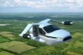 Terrafugia Develops Plug-in Hybrid Flying Car