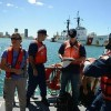 Matson Spills Molasses Into Honolulu Harbor