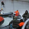 Russian Coast Guard Fires on Greenpeace Ship, Arrests Two