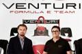 Leonardo DiCaprio and Venturi Launch Formula E Racing Team