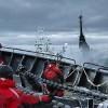 Night Battle Erupts in Southern Ocean Whale War