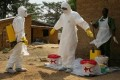 Testing of Ebola Vaccine on Humans Begins