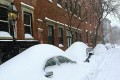 Blizzard Spares New York, Buries Boston, Blows Into Canada