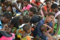 Deadly Storms, Floods Force Desperate Africans to Seek Aid