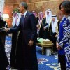 Saudi King Calls Obama But Stays Home