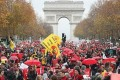 10,000+ in Paris Streets for 'Red Lines' Climate March