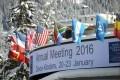 World Economic Forum Addresses Global Problems