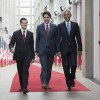 North American Leaders Pledge Green Mobility Future