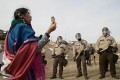 141 Water Protectors Arrested at Dakota Pipeline Protest