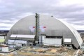Hot Chernobyl Reactor Enclosed in New Safe Confinement