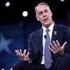 Trump Picks Montana Rep. Ryan Zinke to Head Interior