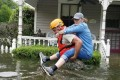 Harvey Inundates Texas Coast, Days More Rain Forecast