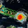 Category 5 Hurricane Irma on a Caribbean Rampage