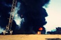 Tanker in Shipbreaking Yard Catches Fire – Again