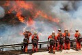 Wind-Whipped Wildfires Devastate Southern California