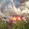 Hawaiian Volcano Sends Ash Cloud Six Miles High