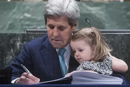 John Kerry to Head Biden Administration's Climate Team