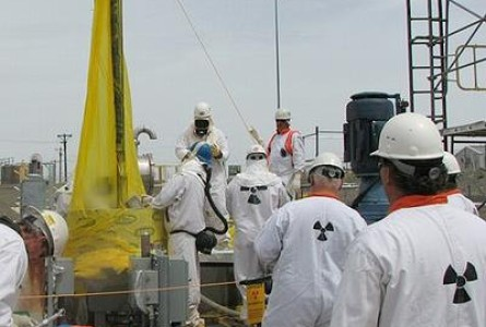 U.S. Hanford Nuclear Site to Glassify Plutonium Waste