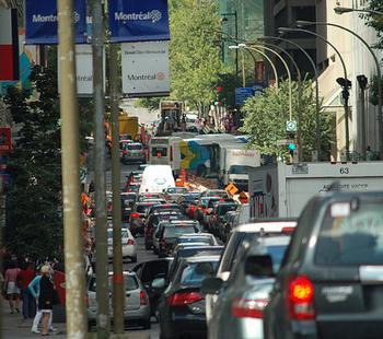 Traffic Related Air Pollution Linked To >> Traffic Related Air Pollution Linked To Breast Cancer Risk Ens