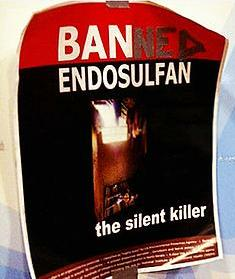 the endosulfan an insecticide Endosulfan is an organochlorine insecticide used on crops worldwide, mainly on cotton, coffee and tea endosulfan acts as an endocrine disruptor.