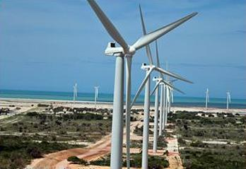 wind power in brazil