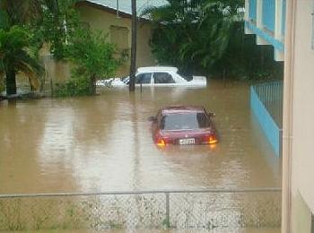 Cyclone Daphne Skirts Flood Ravaged Fiji Ens