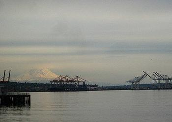 Seattle air pollution