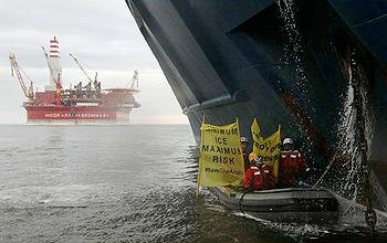 Greenpeace action