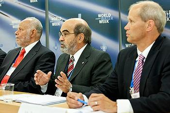 World Water Week panel