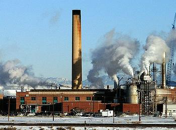 Sinclair refinery