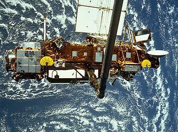satellite ozone
