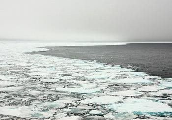 Arctic sea ice edge
