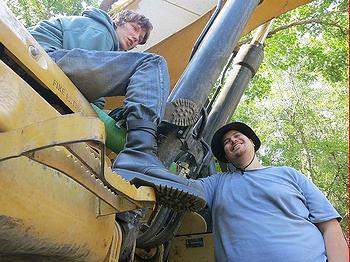 tar sands pipeline blockaders
