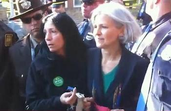 Stein arrest