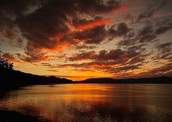 Sunrise Haida Gwaii