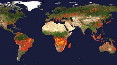 fire map