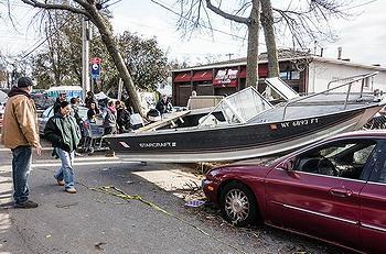 Sandy Staten Island
