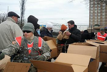 food distribution New York