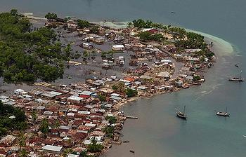 Hurricane Sandy, Haiti