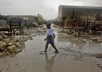 flood Haiti