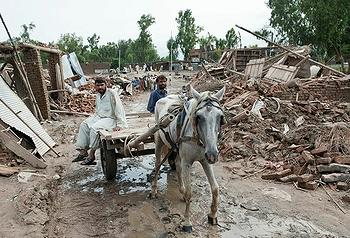 Pakistan flood