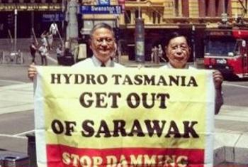 Sarawak sign