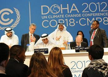 Doha officials