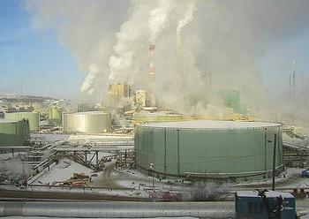 refinery gases