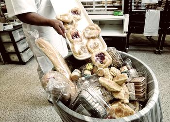 bakery waste