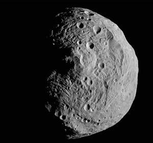 asteroid Vespa