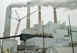 Indiana power plant